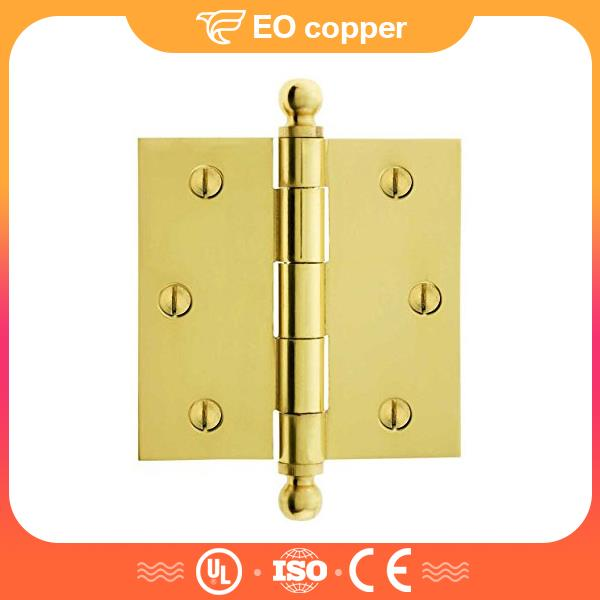 Brass Door Hinge Profile