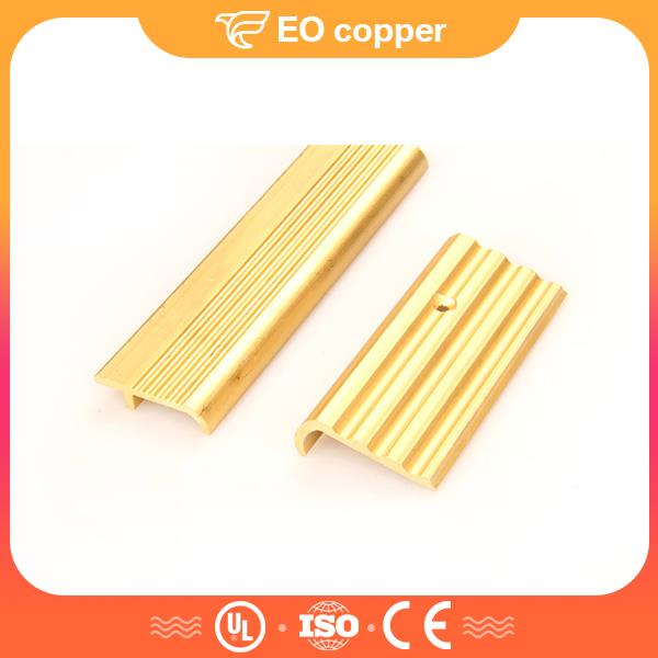 Copper Anti-slip Stair Nosing Profile