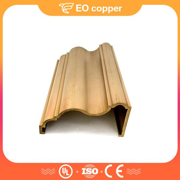 Copper Window Profile