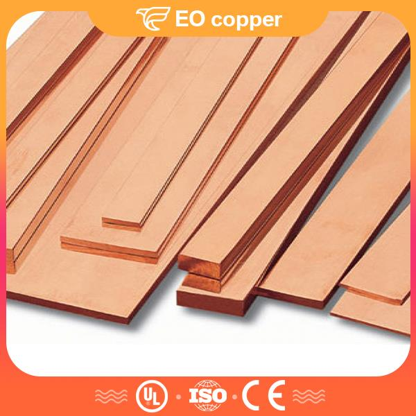 Pure Copper Busbar