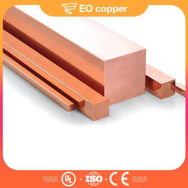 Pure Copper Rod