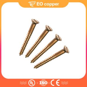 Bronze Screw