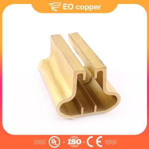 Copper Handrail Profile