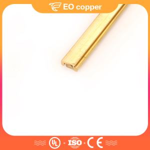 Copper Watch Tightened Profile