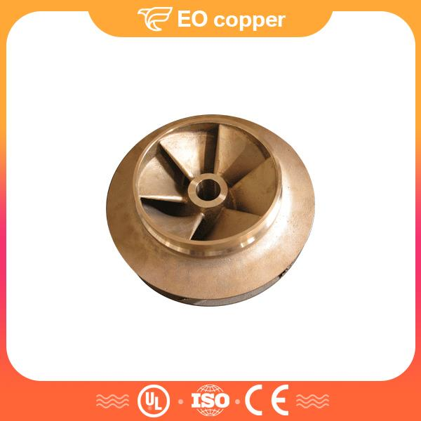 Tin Bronze Casting Impeller