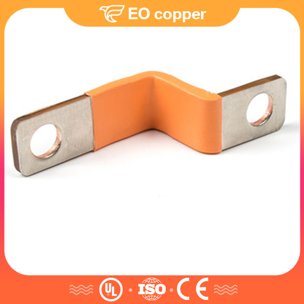 30mm Copper Bar Tinned Copper Battery Connector