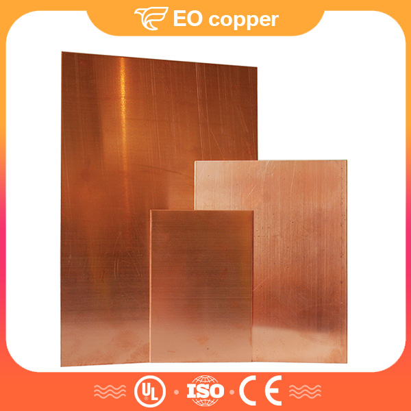 Aluminum Copper Nickel Plate