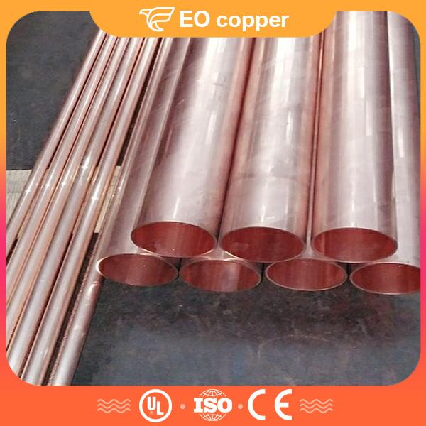 ASTM Capillary Copper Tube For AC