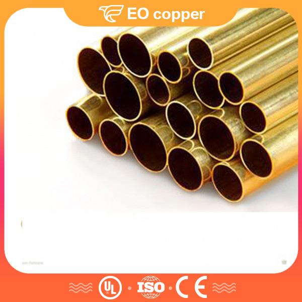 ASTM Seamless Copper Pipe For Refrigerator