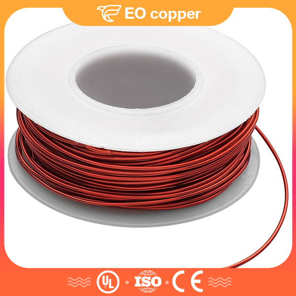 Fiber Glass Enameled Copper Wire