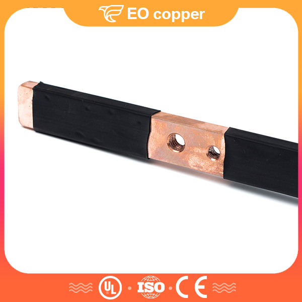 Flat Conductive Shunt Connector Busbar For Electric Switchgear