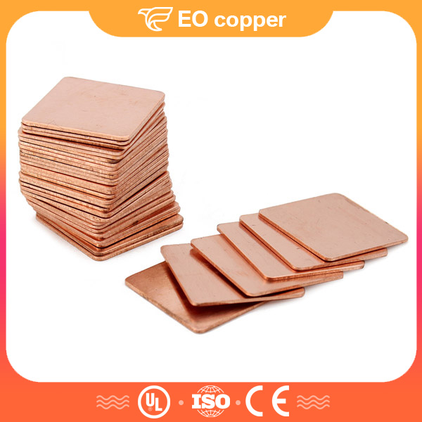 Full Hard T2 Copper Plate For Industry