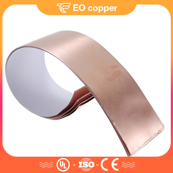 High-precision Rolled Red Copper Foil