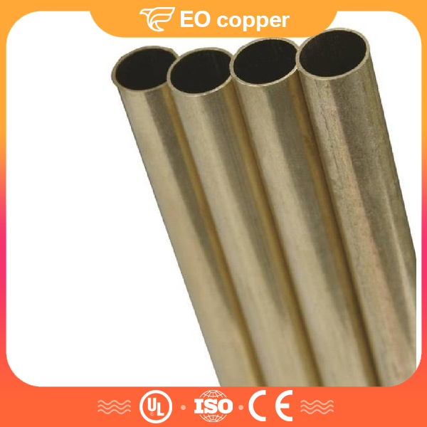 High Quality Seamless Brass Tube