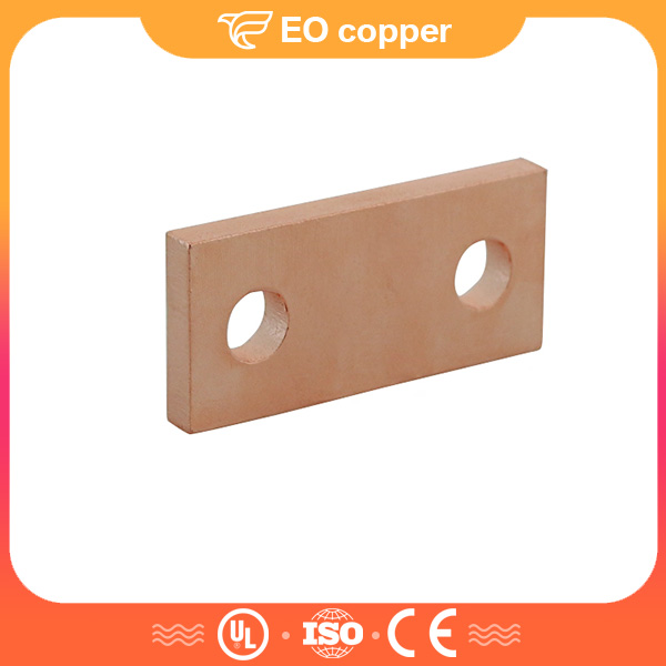 Non-insulated Bare Copper T2 Flat Bus Bar