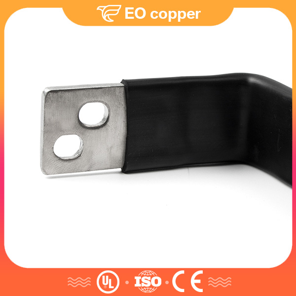 OF-CU Flat Insulated Copper Busbar With Pvc Insulation