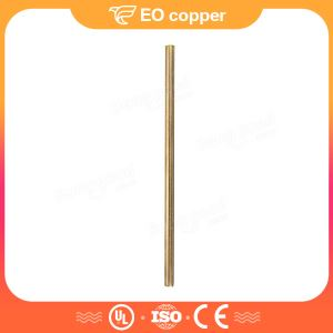 2mm T2 Pure Copper Flat Bar