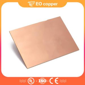 Iron Copper Nickel Plate