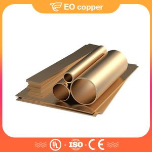 JIS Seamless Copper Pipe Alloy Copper Pipe