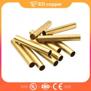 Seamless Copper Pipe For Heat Exchanger Equipment