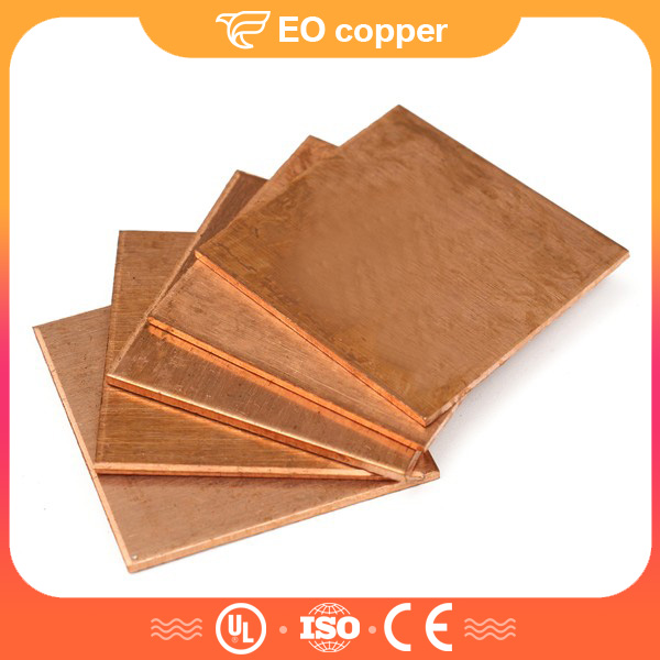 T2 Pure Copper Plate
